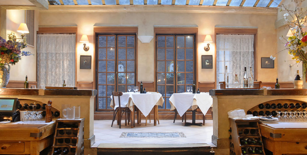Gigino restaurant